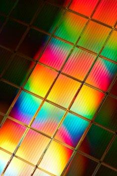 Picochip microchip silicon spun wafers